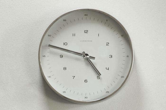 700 original wall clock metal rim