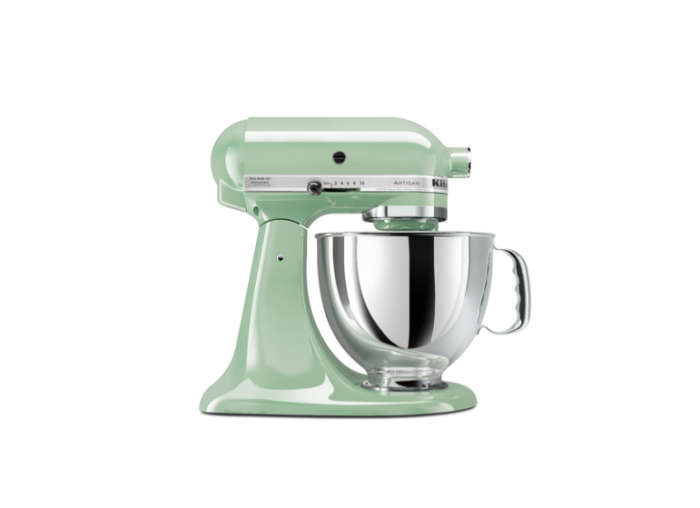700 pale mint green kitchenaid stand mixer