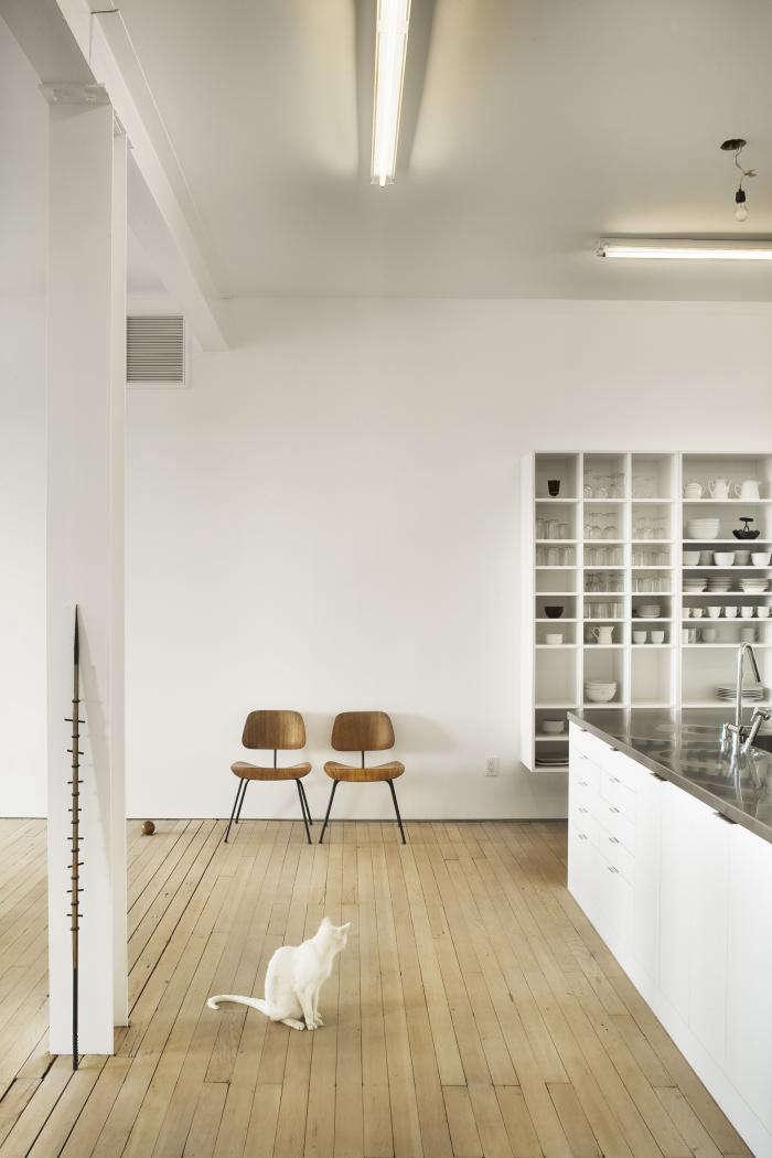 Strategic Storage in a Minimalist Loft portrait 6