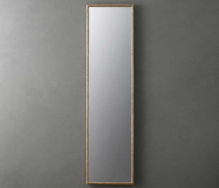 700 silver gilt english dressing mirror