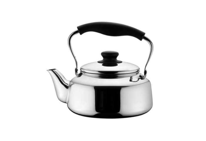 700 sori yanagi tea kettle silver