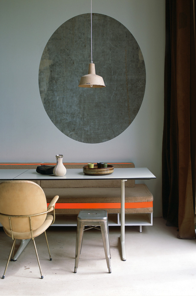 an island home in amsterdam table