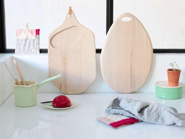 DisplayWorthy Wood Cutting Boards from France portrait 3