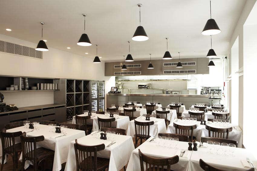 Restaurant Visit St John Restaurant  Hotel in London portrait 7