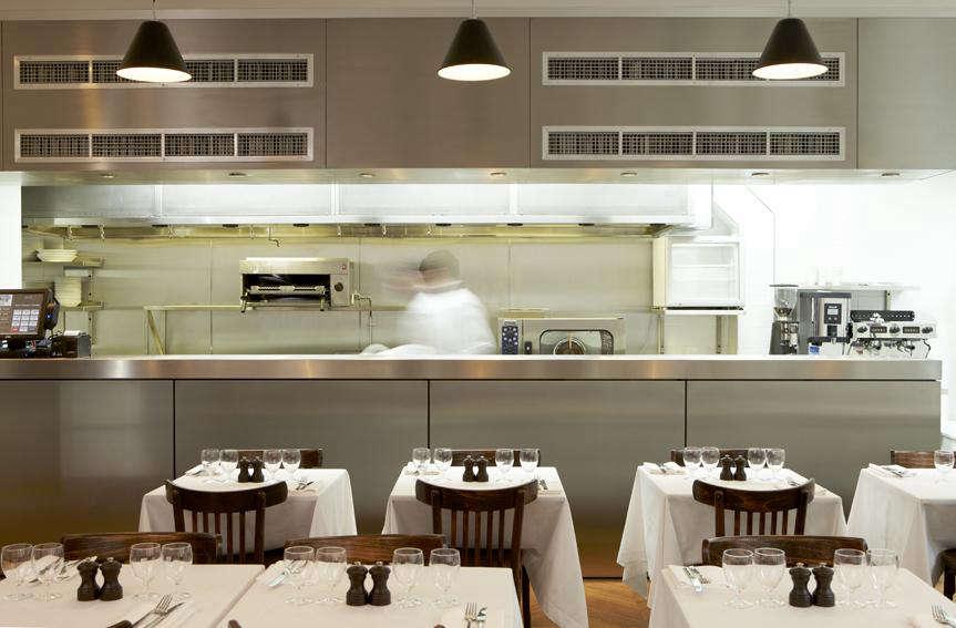 Restaurant Visit St John Restaurant  Hotel in London portrait 6