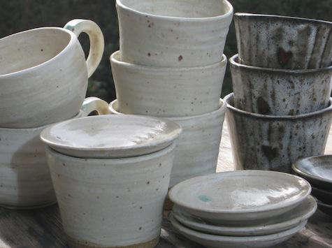 Tabletop Akikos Pottery in Seattle portrait 4