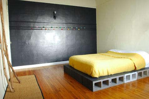 concrete bed 2