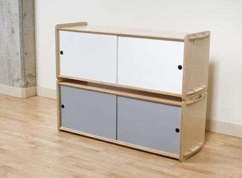 Furniture Housefish Key Modular Storage at Horne portrait 5