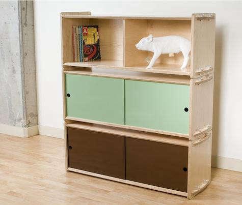 Furniture Housefish Key Modular Storage at Horne portrait 3