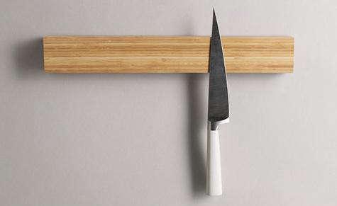 industrial facility knife rack