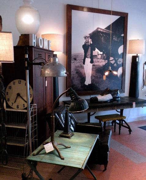 Shoppers Diary Kirk Albert Vintage Furnishings in Seattle portrait 3