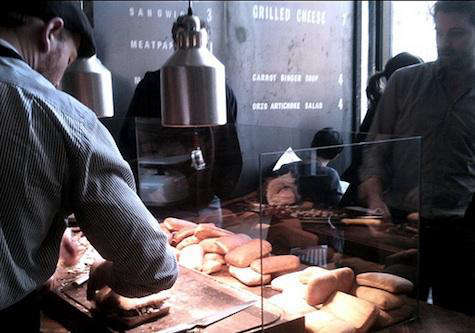 Restaurant Visit Meat  Bread in Vancouver portrait 11