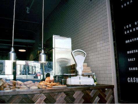 Restaurant Visit Meat  Bread in Vancouver portrait 4