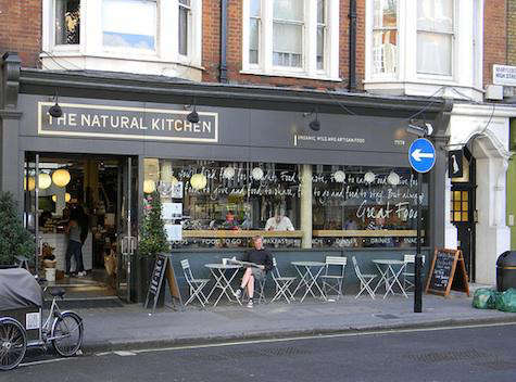 Shoppers Diary Natural Kitchen in London portrait 3