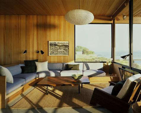 Architect amp Designer Visit Cary Tamarkin and Suzanne Shaker in Shelter Island portrait 9