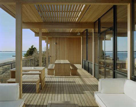 Architect amp Designer Visit Cary Tamarkin and Suzanne Shaker in Shelter Island portrait 13