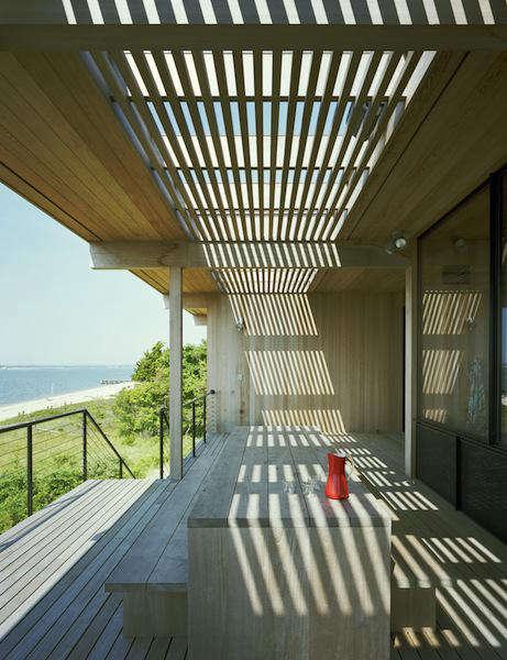 Architect amp Designer Visit Cary Tamarkin and Suzanne Shaker in Shelter Island portrait 12