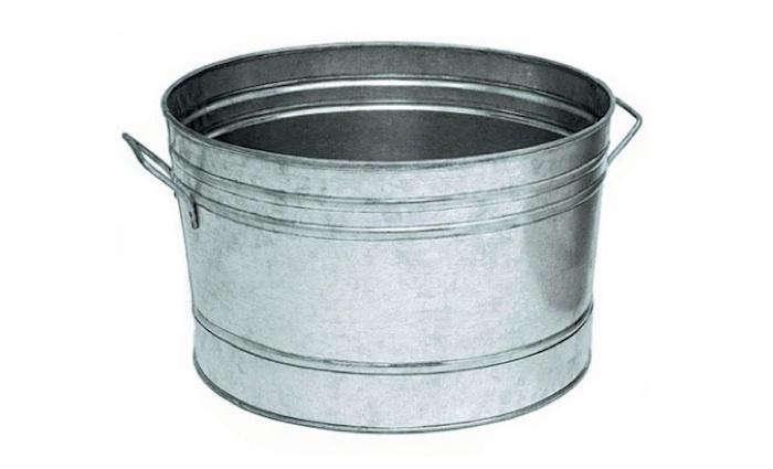 700 700 wide galvanized tub 01
