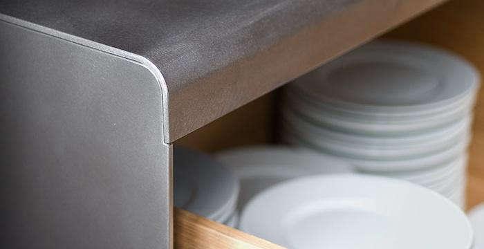 700 8 meter kitchen drawer