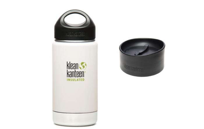 700 klean kanteen insulated in white