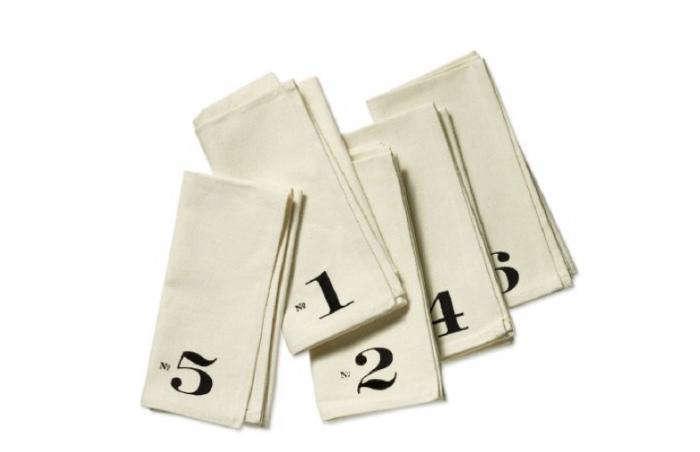 700 numbered linens fabrics linens
