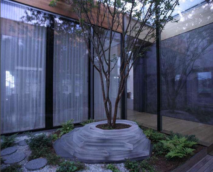 700 paula hayes acrylic planter