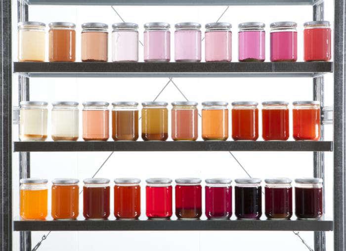 700 raw color liquid palette