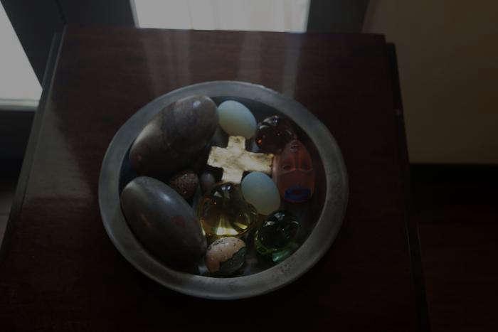 700 sara carter pewter bowl