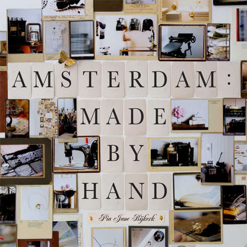 amsterdam by hand book cover