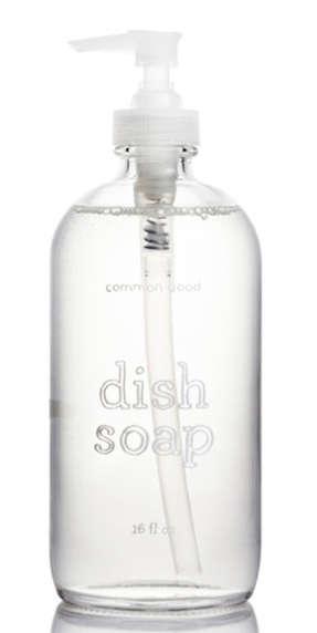 common good dish soap glass 2