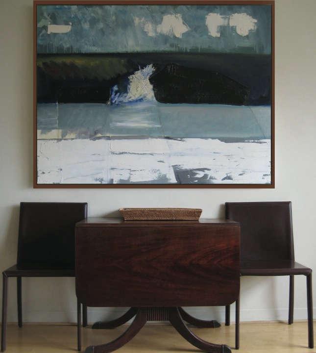 Designer Visit Artwork in RADD Interiors portrait 3