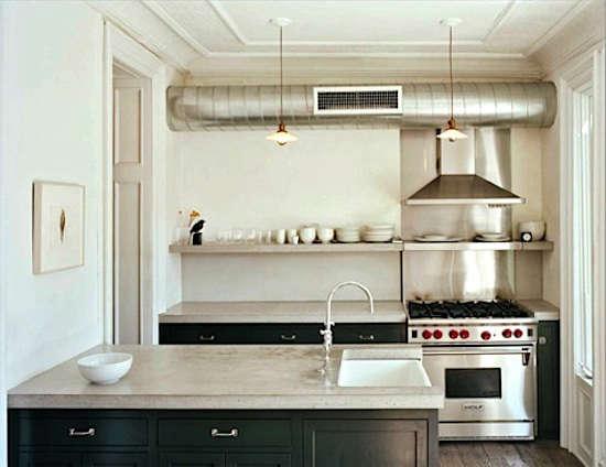 levenson kitchen concrete counters