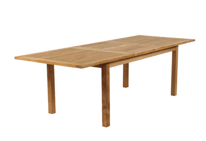 700 barlow tyrie monaco extendable dining table