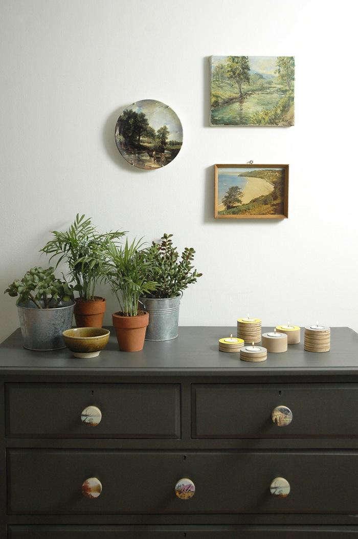 700 chocolate creative cabinet knobs scenes