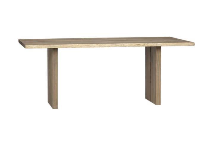 700 dakota dining table wood