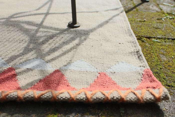700 outdoor rug west elm closeup