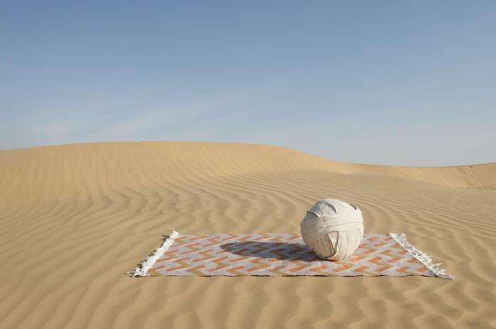 Flying Carpets Designed by Nomads portrait 4