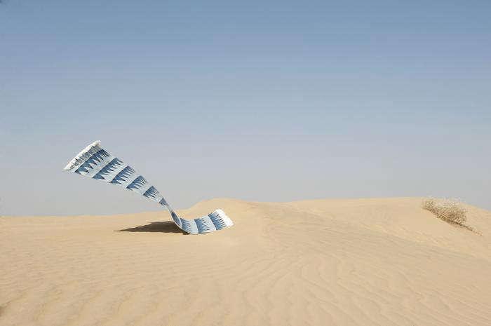 Flying Carpets Designed by Nomads portrait 6