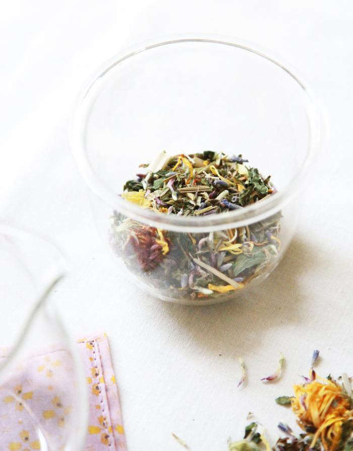 Miracle Cure for Spring Allergies Gentle Nettle Tea portrait 5