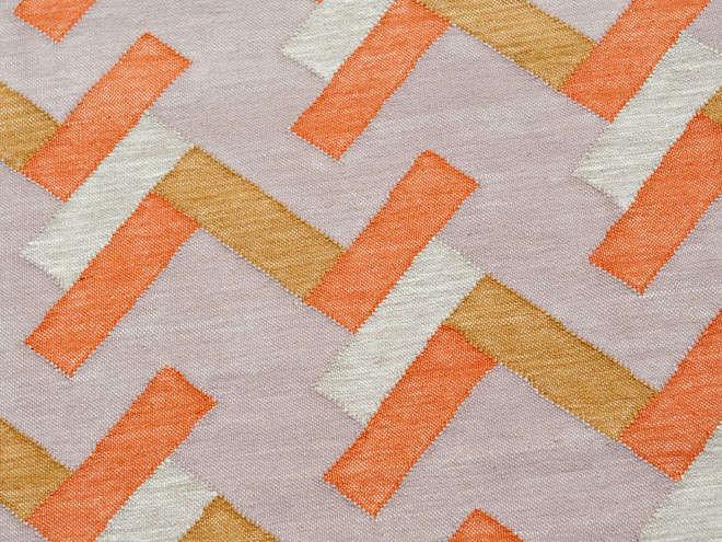7 Handwoven Rugs in Pretty Pastels portrait 4