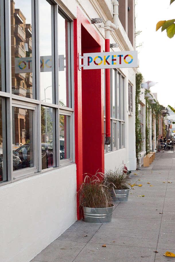Color Pop at Poketo in LA portrait 13