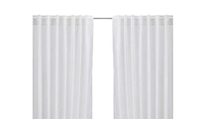 vivan ikea curtains short