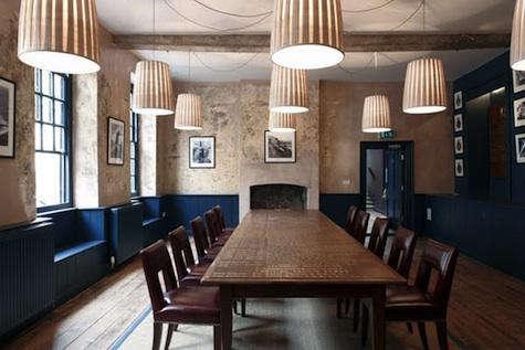 Archangel Hotel yatzer dining
