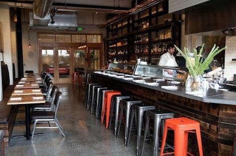 Restaurant Visit Olympic Provisions in Portland Oregon portrait 5