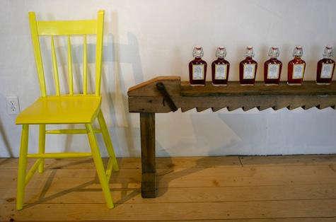 Sawkille rabbit chair 2