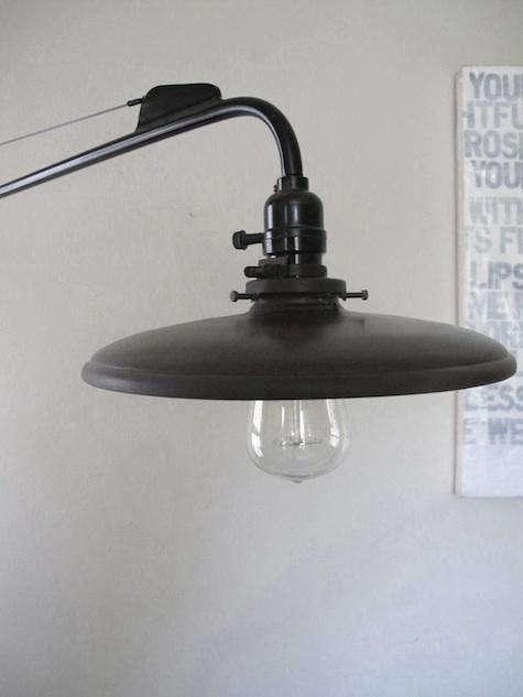 Design Sleuth Atelier Potence Lamp portrait 4