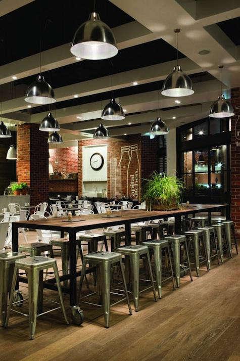 Restaurant Visit Capital Kitchen in Melbourne portrait 7