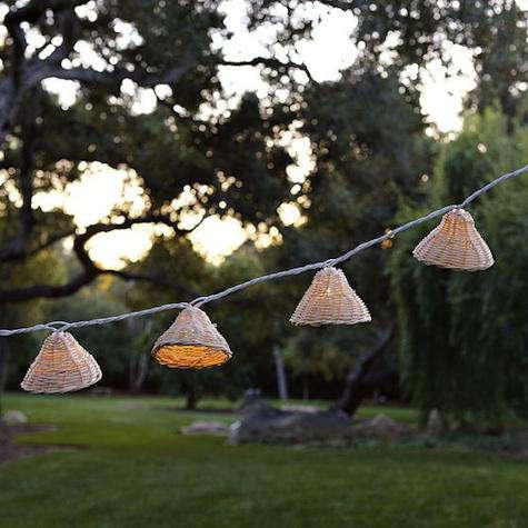 david stark outdoor string lights