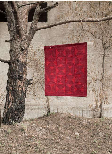 Walls Windows  Floors Dhoku Rugs from Istanbul portrait 4