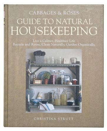 Required Reading A Guide to Natural Housekeeping by Christina Strutt portrait 3